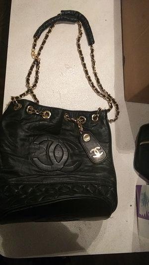 Vintage chanel purse for Sale in Seattle, WA