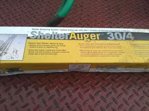 Shelter Auger for Sale in Concho, AZ