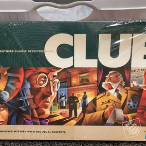 Clue Game for Sale in South Plainfield, NJ