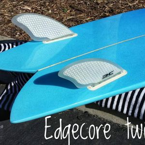 EDGECORE FINS. For WAKESURFING OR SURFING-FACTORY DIRECT for Sale in Encinitas, CA