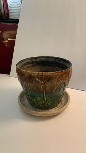 Pottery plant pot for Sale in Cohasset, CA