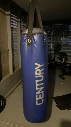Punching bag and gloves for Sale in CORP CHRISTI, TX