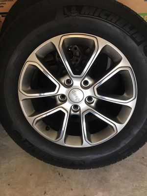 Jeep Grand Cherokee Limited 18 Inch Wheels for Sale in Hatfield, PA