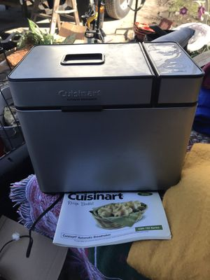 Cuisinart automatic bread maker for Sale in Houston, TX