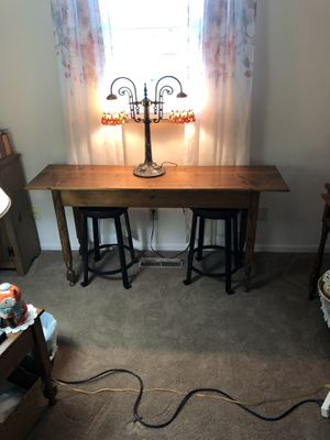 Sofa table for Sale in Parkersburg, WV