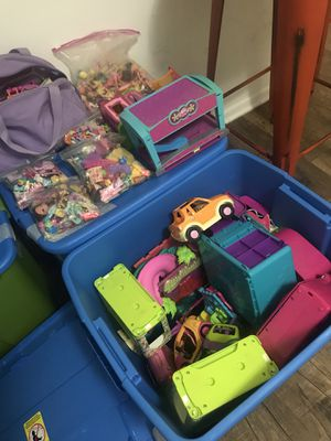 Polly Pocket items Not Free (some of them Vintage) for Sale in Brea, CA