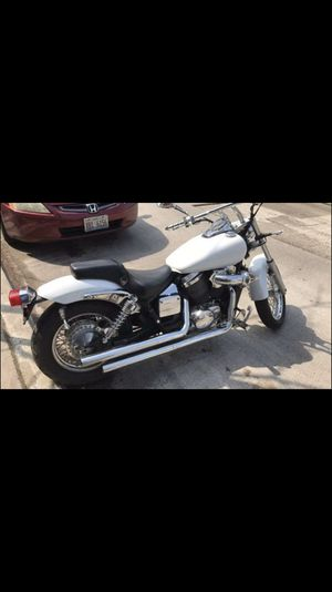 2001 HONDA SHADOW 750CC for Sale in Cicero, IL