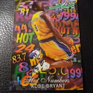 Kobe Bryant Rookie Card Hot Numbers By Flair RC for Sale in Houston, TX
