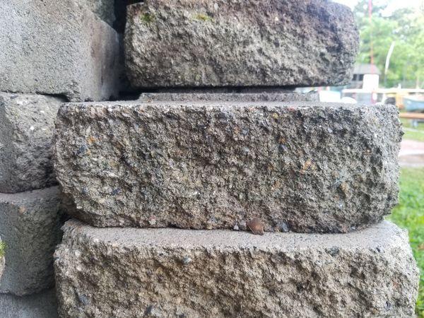 Landscaping blocks