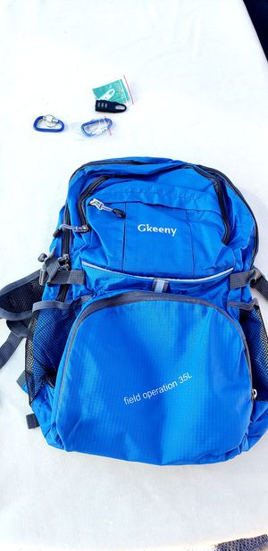 Gkeeny Waterproof Lightweight Backpack Blue (New) for Sale in Oak Lawn, IL
