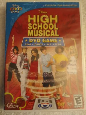 High School Musical Dvd game for Sale in Fort Myers, FL