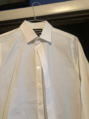 Men's express slim fit dress shirt. Size small for Sale in Willingboro, NJ
