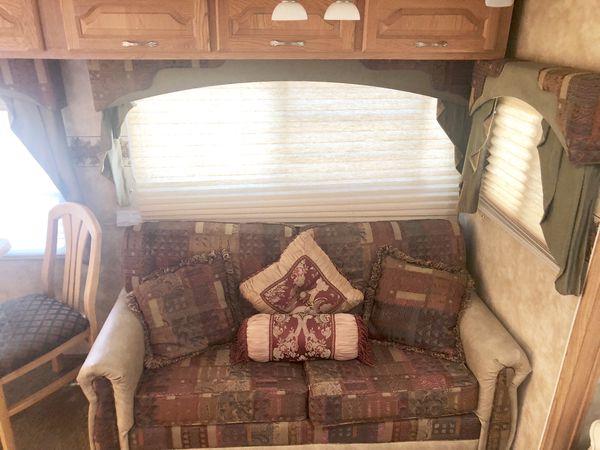 2007 Coachmen Chaparral 32ft Travel Trailer Camper $10500