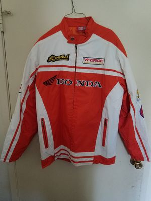 Motorcycle Honda vintage jacket for Sale in Los Angeles, CA