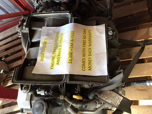 2014 Mazda 2 engine/transmission/rack and pinion for Sale in Stockton, CA
