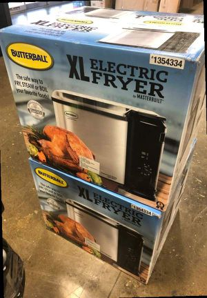 Brand New ButterBall Electric Fryers O0 for Sale in Plano, TX