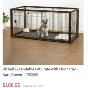 Dog crate minus tray for Sale in Bridgeton, MO