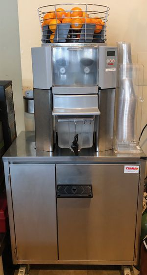 Zummo Juice Maker for Sale in Seattle, WA
