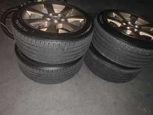 5x115 rims for sale for Sale in Westport, MA