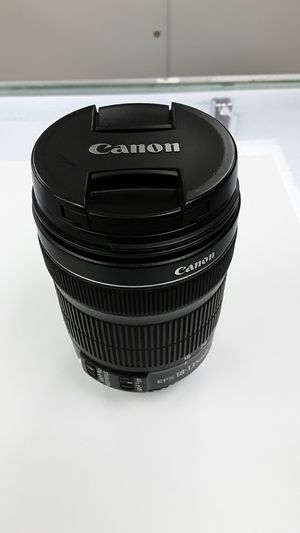 Canon EF-S 18-135mm f/3.5-5.6 IS STILL Lense for Sale in Georgetown, TX