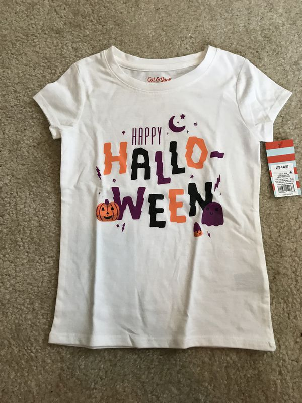 Girls Halloween Shirts