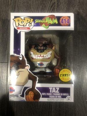 Funko Pops Space Jam Taz Chase for Sale in Fontana, CA