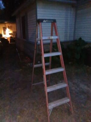 Louisville 6ft ladder for Sale in Pasadena, TX