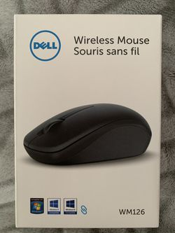 Dell wireless mouse for Sale in Tumwater,  WA