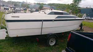 Ok. 1995 McGregor 19. Power sailer. for Sale in Washington, PA