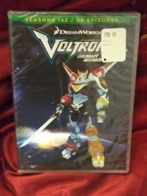 Voltron DVD for Sale in Lewisville, TX