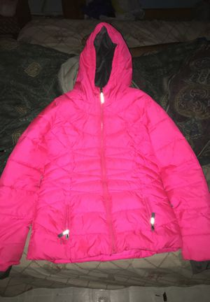 Hot Pink Jr/Women's Champion Coat for Sale in Cleveland, OH