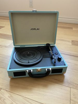 Vintage JORLAI Record Player for Sale in Bountiful, UT