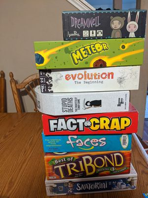 Board games for Sale in Universal City, TX