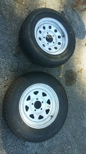 Trailer rims for Sale in Orlando, FL