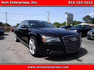 2013 Audi A8 L for Sale in Tampa, FL