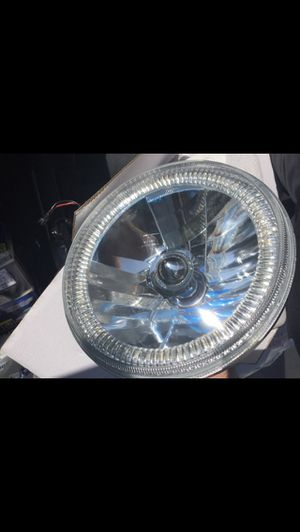 """7"""" headlight set/ Jeep headlights for Sale in Norco, CA"""