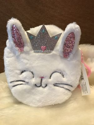 Adorable! Girls Princess Bunny Key Chain purses for Sale in Gainesville, VA