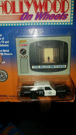The Blues Brothers car Johnny Lightning collectible for Sale in Phoenix, AZ