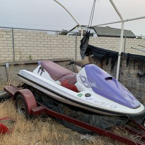 1991 SeaDoo GTX for Sale in Victorville, CA