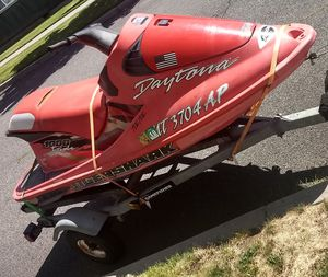 Arctic Cat tigershark Daytona 1000 for Sale in Bend, OR