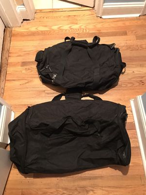 Set of 2 duffel bags from a no smoke/pet/virus free home for Sale in Hyattsville, MD