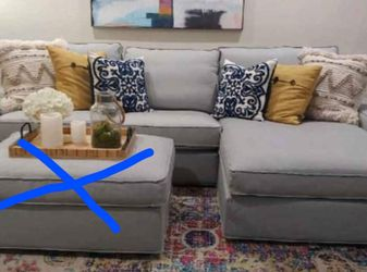 Delivery Available | Kivik Sectional With Chaise Lounge for Sale in Tampa,  FL