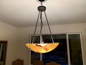 Dining room hanging light for Sale in Issaquah, WA