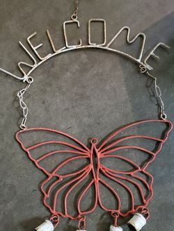 Wind Chime Butterfly for Sale in Montebello,  CA