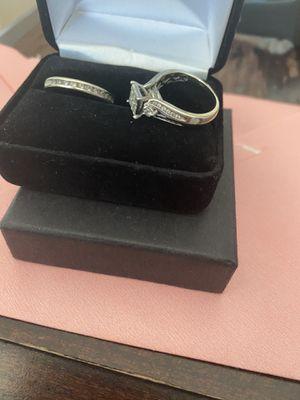 Princess quad engagement ring for Sale in Bethlehem, PA