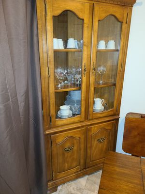 Antique China Cabinet for Sale in Garner, NC