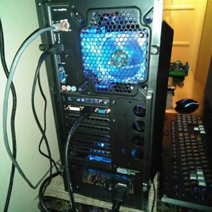 Custom Computer Set Up Tower Mouse And Keyboard for Sale in San Diego, CA