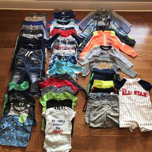 Boys Clothes And Shoes 12-18 Months for Sale in Watertown, CT