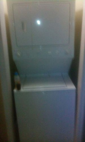 Washer and dryer stack unit less than 6 months old for Sale in Fort Washington, MD