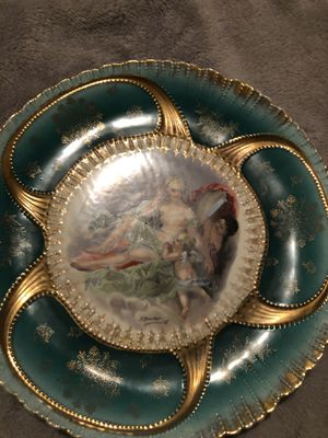 Cintage plate for Sale in Fort Lauderdale, FL